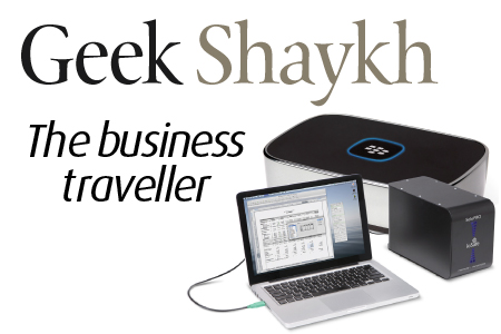 Geek Shaykh - Business Gadgets