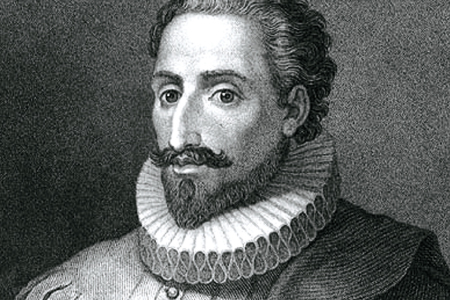 Looking Back - How Cervantes Lost His Left Arm