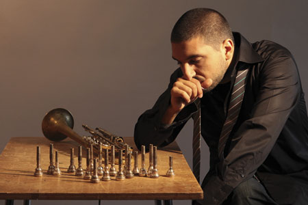 A Week in the Life of Ibrahim Maalouf