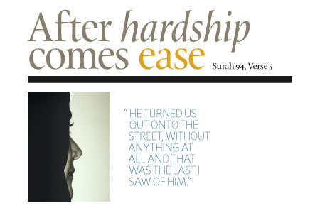 After Hardship Comes Ease - Rehana Khan
