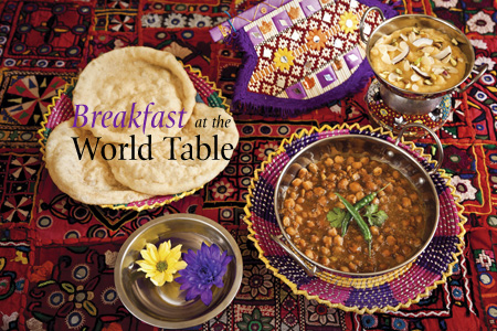 Breakfast at the World Table