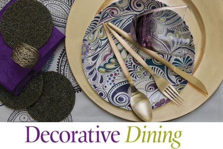 Decorative Dining