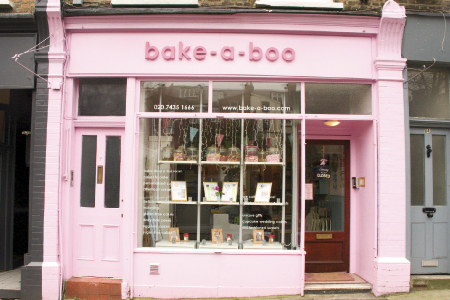 Bake a Boo Cafe