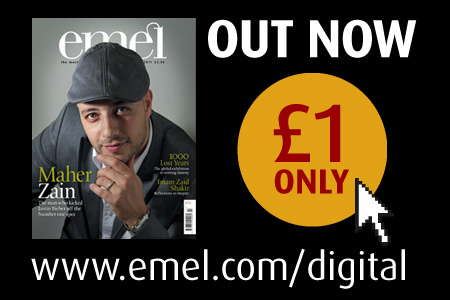 Maher Zain digital issue - OUT NOW!