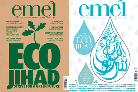 Telling Stories: Eco Jihad