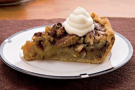 Pecan Pie With Ice Cream pecan pie food life style october 2009 emel ...