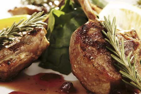 Food Lamb Chops