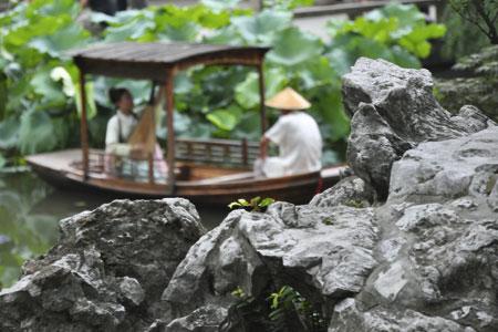 Flowing Serenity The Chinese Garden Garden Life