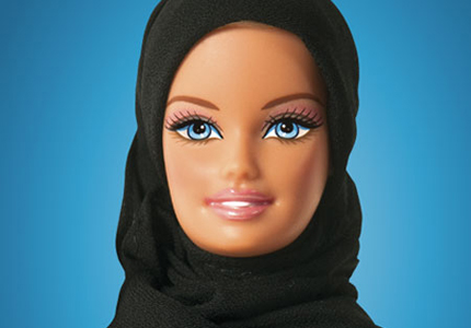 Hijabi Barbie - Growing up Muslim in a world of body image