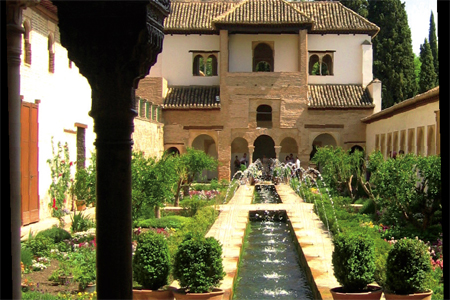 The Majesty of Generalife, Andalucia