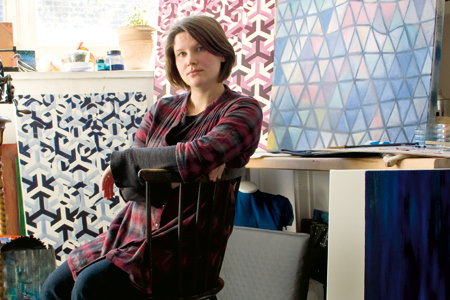 Unravelling Disorder - Profile of Artist Lateefa Spiker