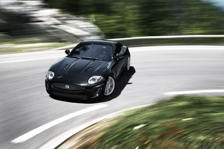 Drive and Prejudice - The Jaguar 2010 XKR