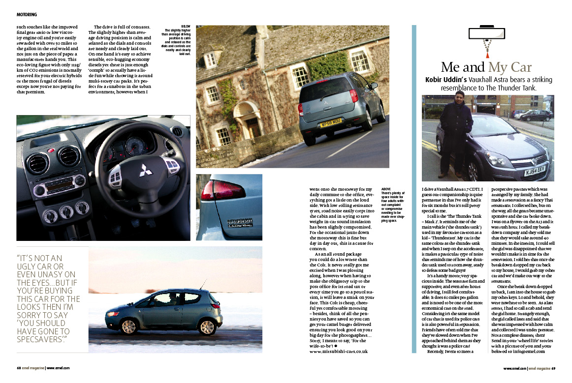 Motoring Spread 67