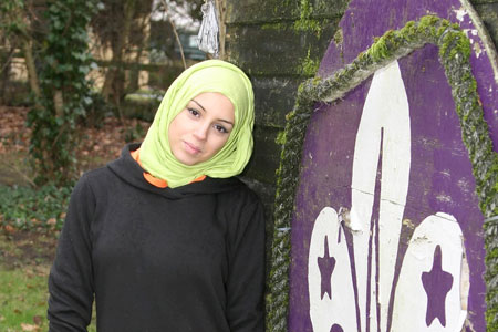 Scouts Launch New Clothing Range For Muslim Girls