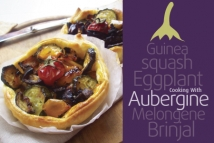 Cooking with Aubergine
