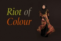 Riot of Colour