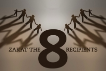 Zakat - The 8 Recipients