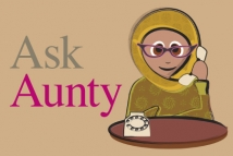 Ask Aunty - March 2011