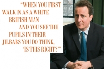 Table Talk with David Cameron (from March 2007)