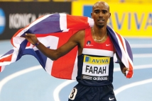 Mo Farah - Going for Double Gold