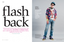 Flashback - Fashion from the past decade