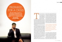 Prepared for a Crisis - Jehangir Malik Interview