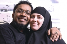 The Keyboard to Happiness - Maryam and Mohamed
