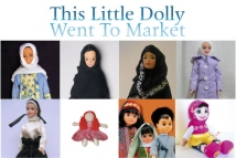 This little Dolly Went to Market