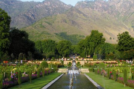 International Gardens - Kashmir, The Mughal Gem | Garden | Life ...